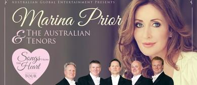 Marina Prior  & The Australian Tenors