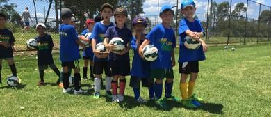 SCA Junior Soccer Camp