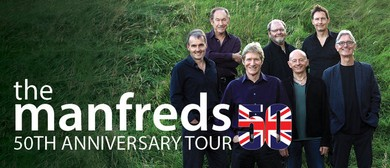 The Manfreds 50th Anniversary Tour