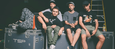 Thundamentals - Elephant In The Room Tour