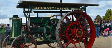 National Historical Machinery Club National Rally 2015