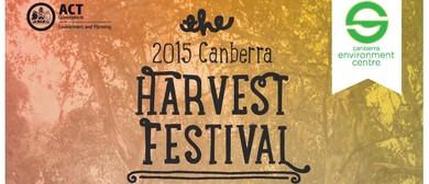 2015 Canberra Harvest Festival