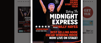 Riding the Midnight Express Starring The Real Billy Hayes