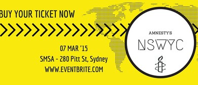 2015 Amnesty NSW Youth Conference