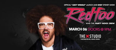 Redfoo 'Juicy Wiggle' Launch Party