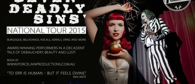 Seven Deadly Sins National Tour