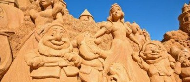 International Sand Sculpture Exhibition