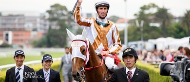 Schweppes Stakes Day