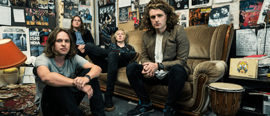 British India - Nothing Touches Me Tour