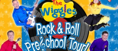 The Wiggles - Rock & Roll Preschool Tour 2015