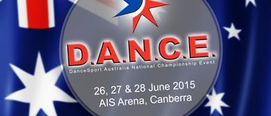 DanceSport Australia National Championship