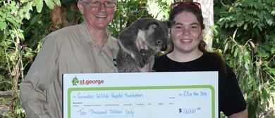 Zoo Run Bribie With Queensland Zoo