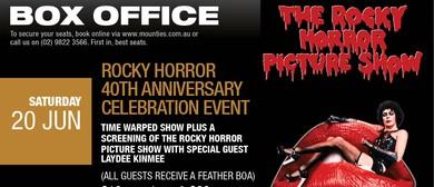 The Rocky Horror 40th Anniversary Celebration