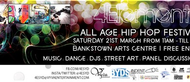 4Elements All Age HipHop Festival