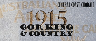 1915: God, King & Country