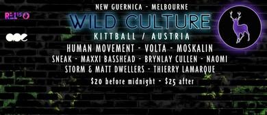 Wild Culture Australian Tour
