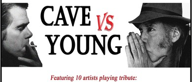 Counterfeit Tribute Night: Cave Vs Young