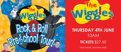 The Wiggles 'Rock N Roll Preschool' Tour