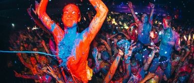 Neonsplash 18+ Foam-glow Party