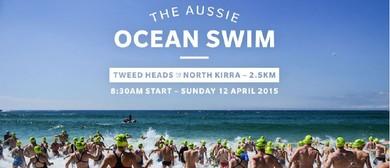 The Aussies Ocean Swim