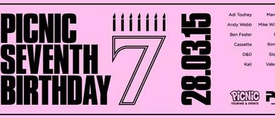Picnic 7th Birthday Feat. Everyone!