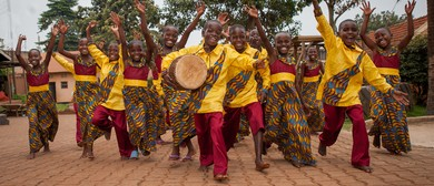 African Children's Choir Cultural Exchange Workshop