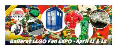 Ballarat Lego Fan Expo
