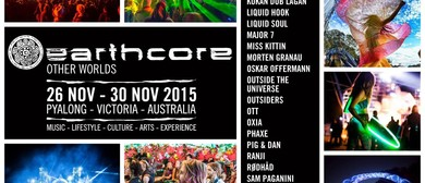 Earthcore 2015 - One Night In Series