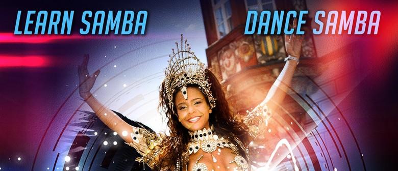 Samba Dance Classes with the Sambanistas Dancers