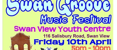 Swan Groove Music Festival - National Youth Week