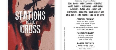 2015 Stations Of The Cross Art Exhibition