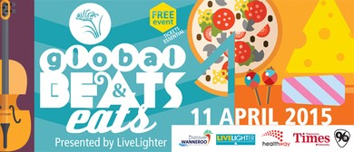 Global Beats & Eats Presented By LiveLighter