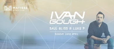 Anzac Weekend Sunday Session feat Ivan Gough