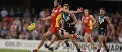Gold Coast Suns Versus Port Adelaide