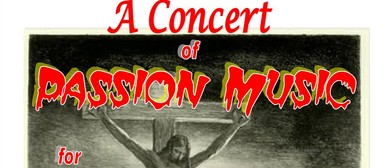 Passion Music for Good Friday