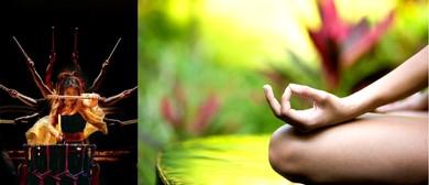Taiko Meditation & Yoga