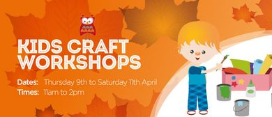 Autumn Craft Workshops