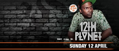 Black Cherry Sundays Presents 12th Planet