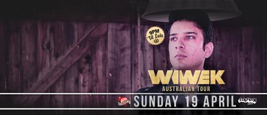 Black Cherry Sundays Present Wiwek