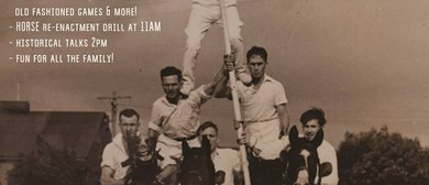 ANZAC Centenary Event – Tails From The Past