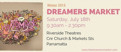 The Dreamers Market - Winter 2015
