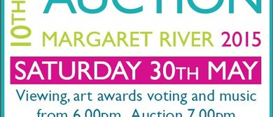 10th Annual Margaret River Art Auction