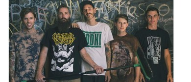 Miles Away & Blacklisted Australian Tour 2015