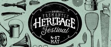 2015 Fremantle Heritage Festival