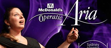 2015 Sydney Eisteddfod McDonald's Operatic Aria