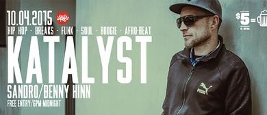 Phat Play Friday Feat. Katalyst/Sandro/Benny Hinn