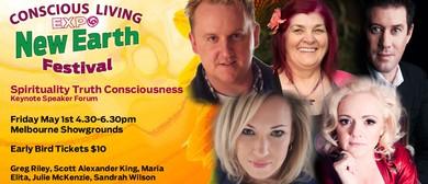 Spirituality Truth & Consciousness: Keynote Speaker Event