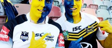 North Queensland Toyota Cowboys Vs Parramatta Eels