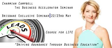 The Business Accelerator Seminar