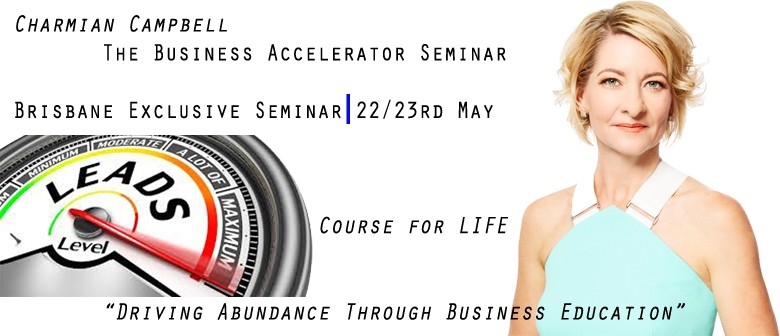 The Business Accelerator Seminar
